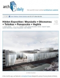 ARCHDAILY-digital architecture magazine, 10-10-2010