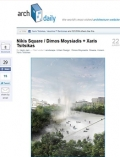 ARCHDAILY-digital architecture magazine, 23-06-2011