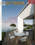 OCTOGON, Hungarian architecture & design magazine, issue 89, pg 4, 2011